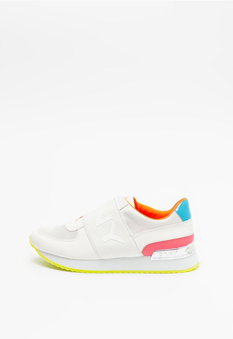 Pantofi slip-on cu logo Marli imagine