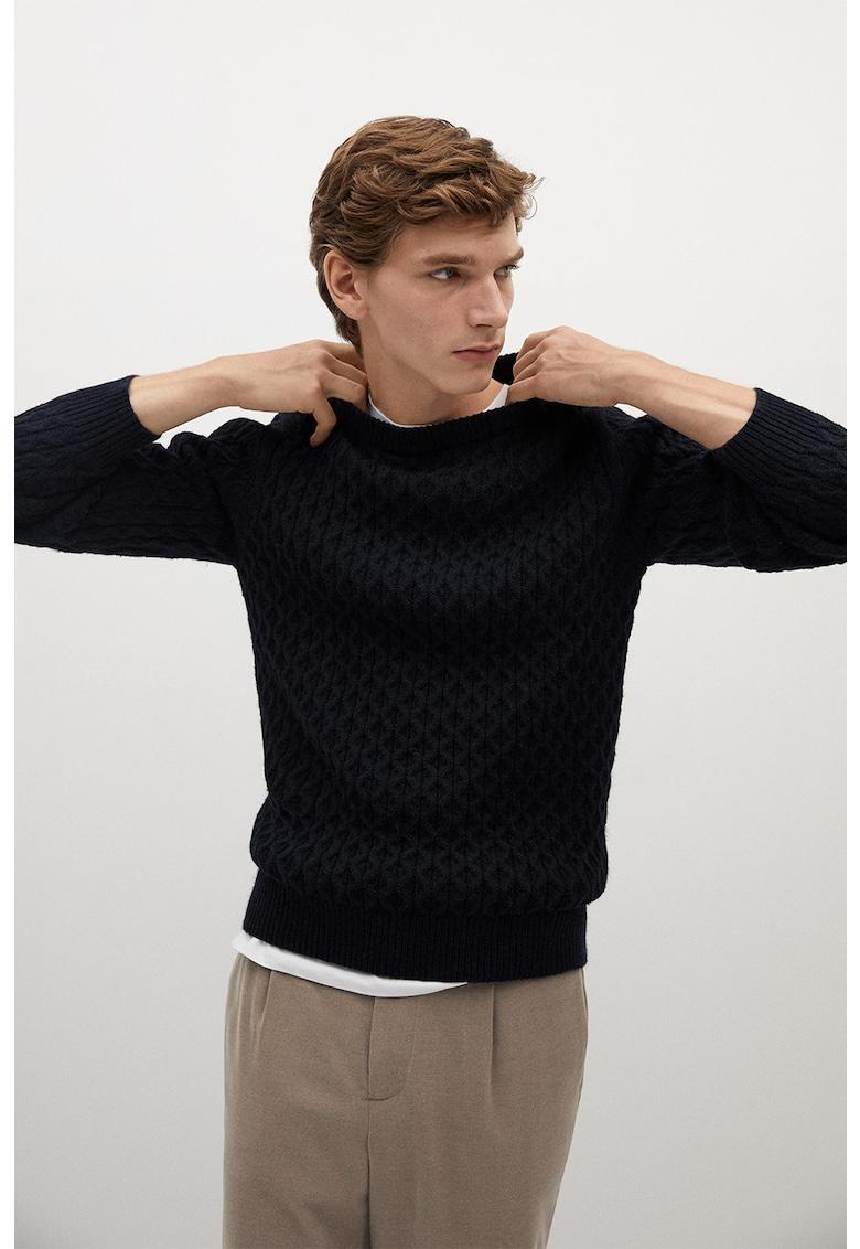 Pulover tricotat fin Gascon imagine