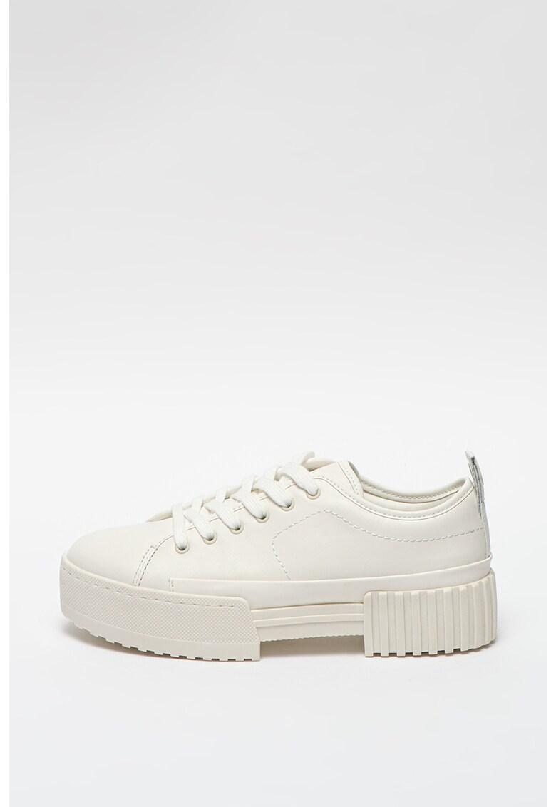 Pantofi sport din piele cu platforma S-Merley