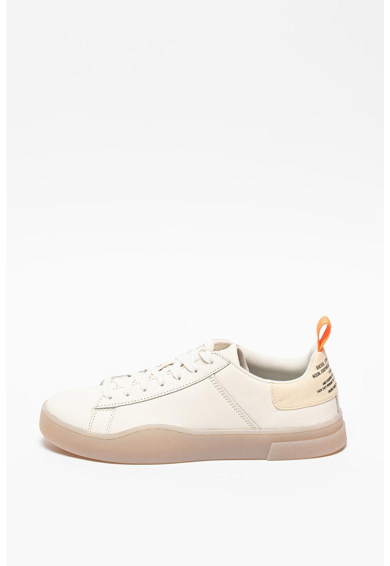 Pantofi sport low-top din piele S-Clever