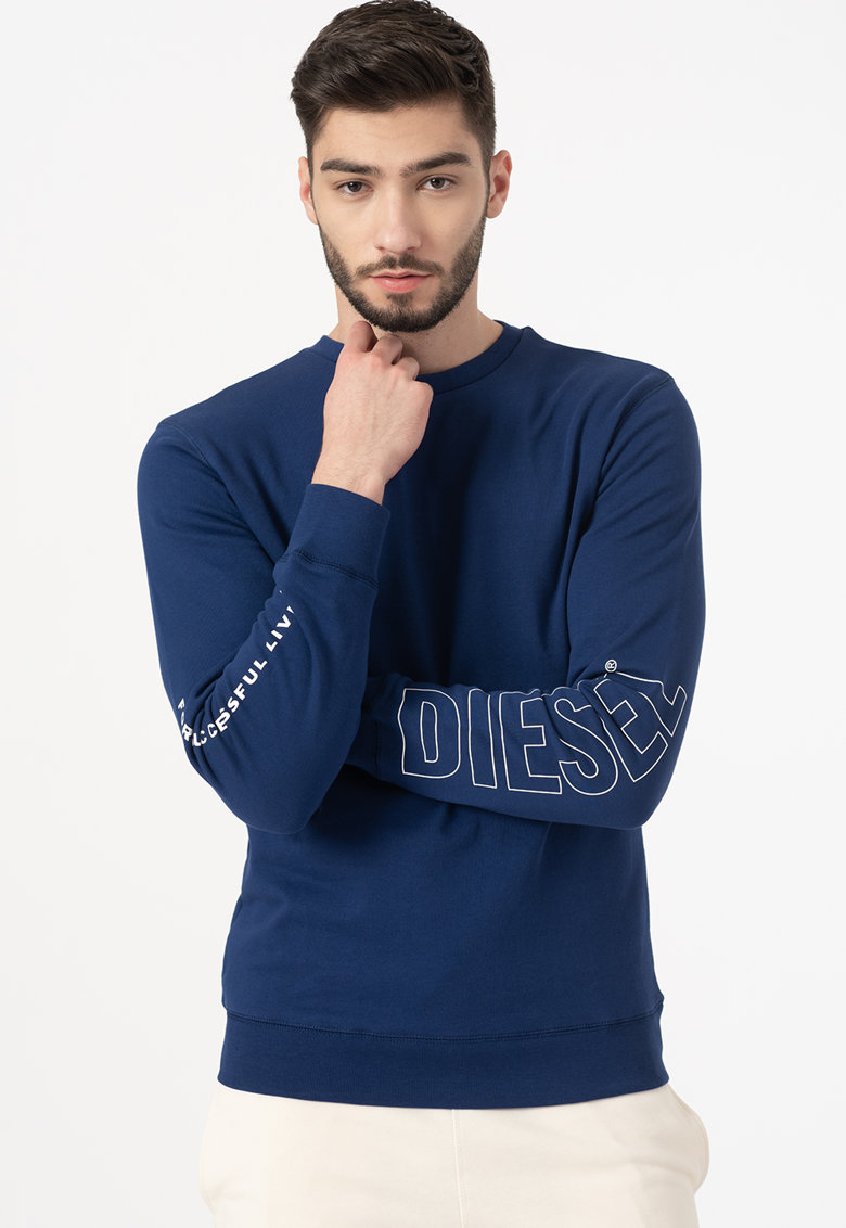 Bluza sport de casa cu imprimeu
