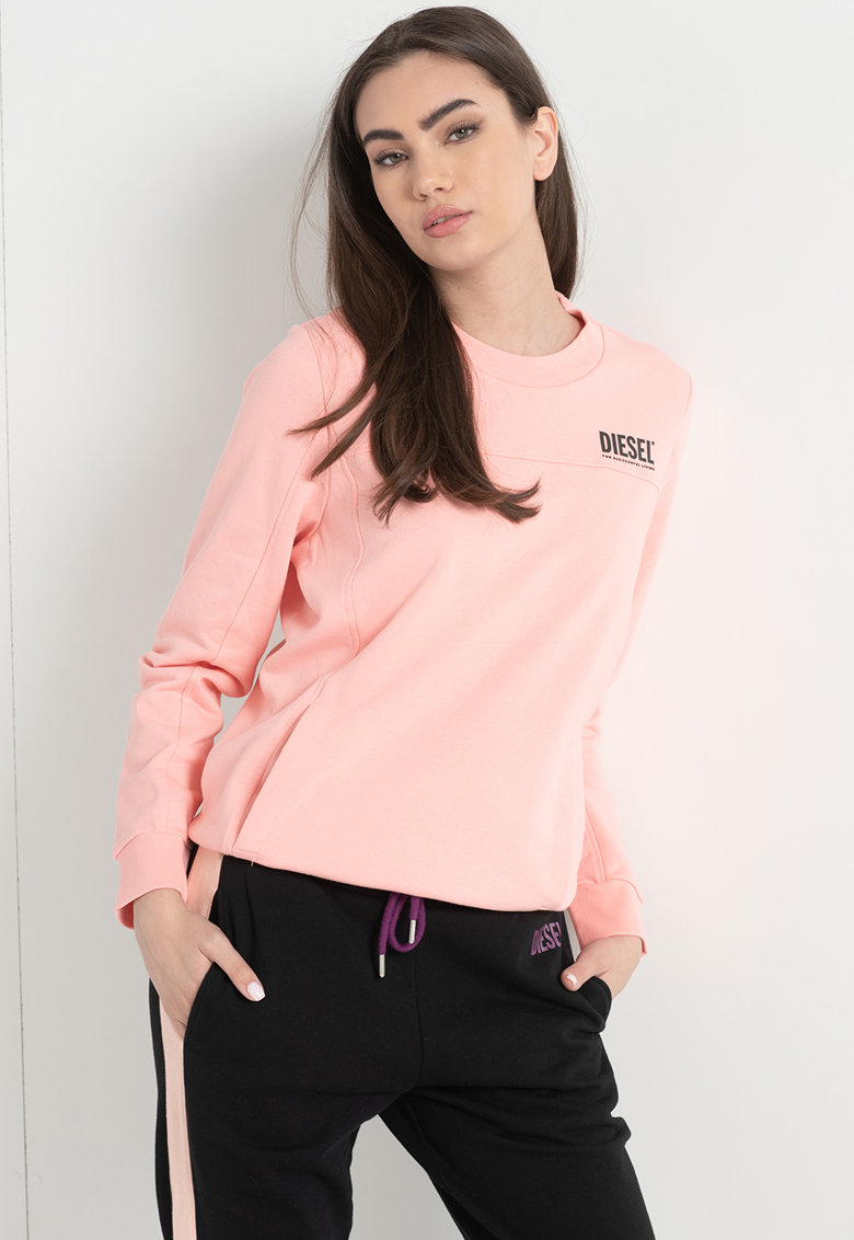 Bluza sport de casa cu detaliu logo Felpa