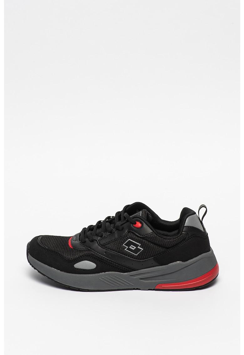 Pantofi sport cu detalii contrastante Rick imagine