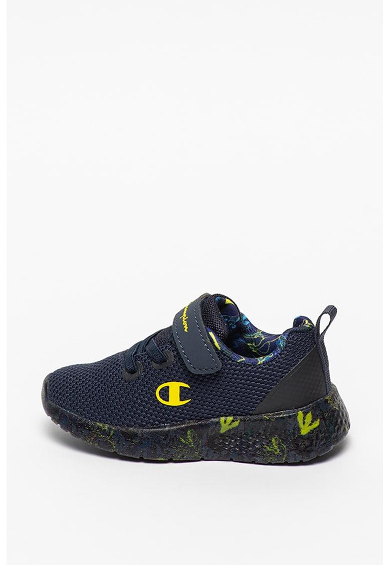 Champion Pantofi sport cu talpa cu imprimeu Deux