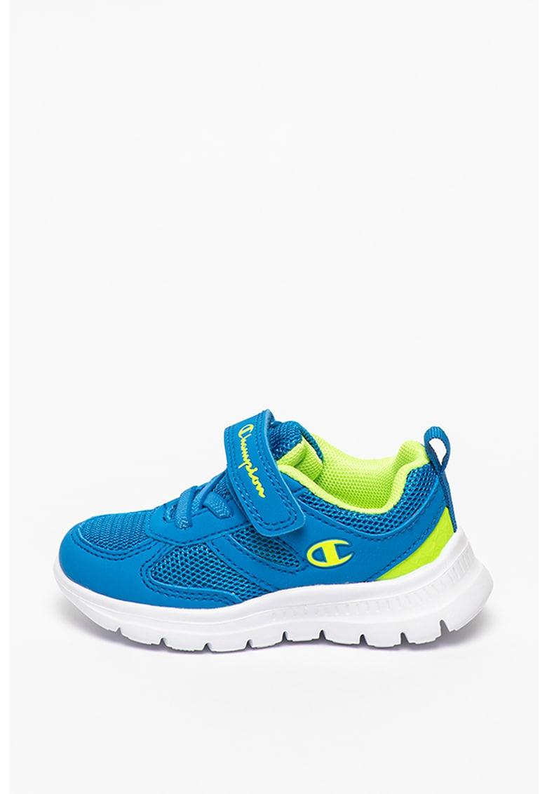Pantofi sport cu velcro Born TD de la Champion