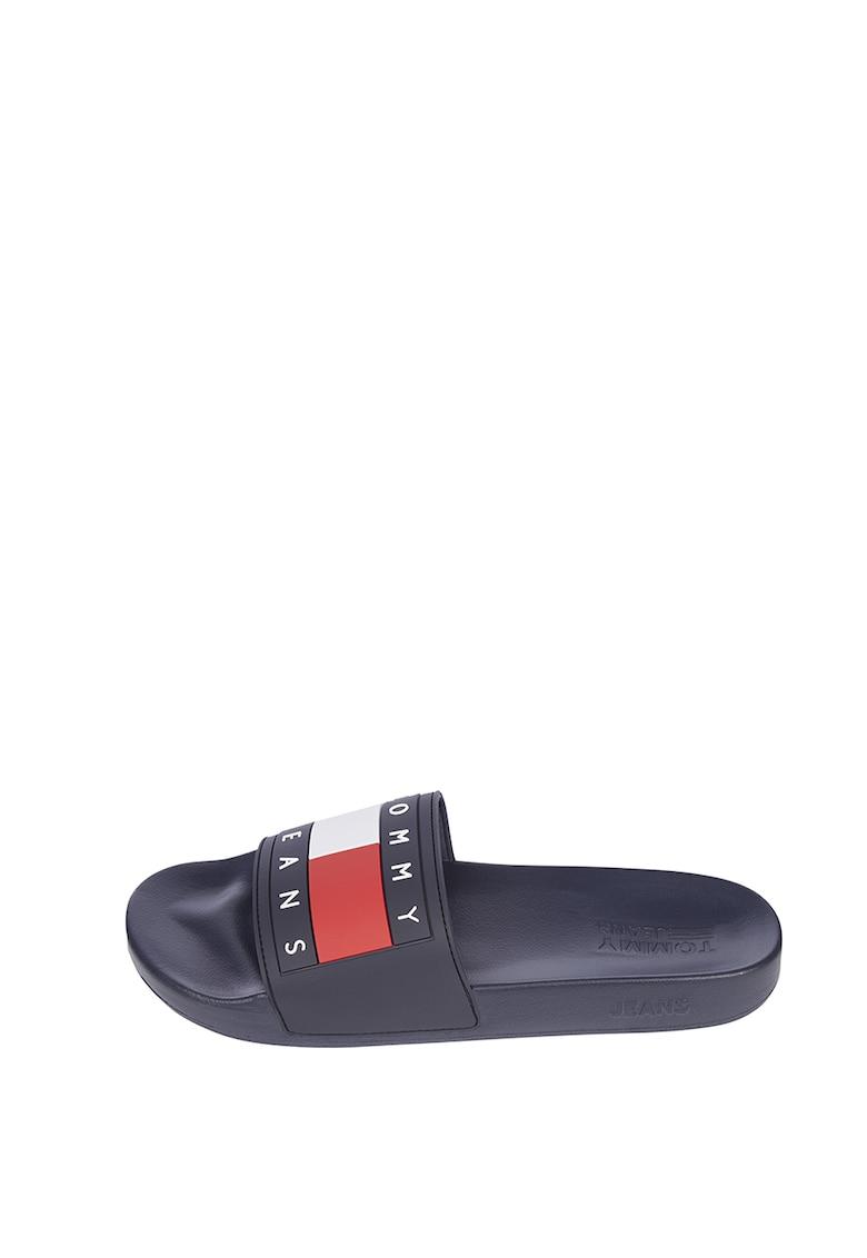 Papuci cu logo imagine