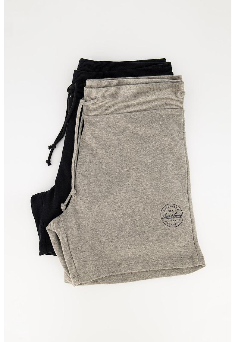 Set de pantaloni sport scurti de casa More - 2 perechi poza fashiondays