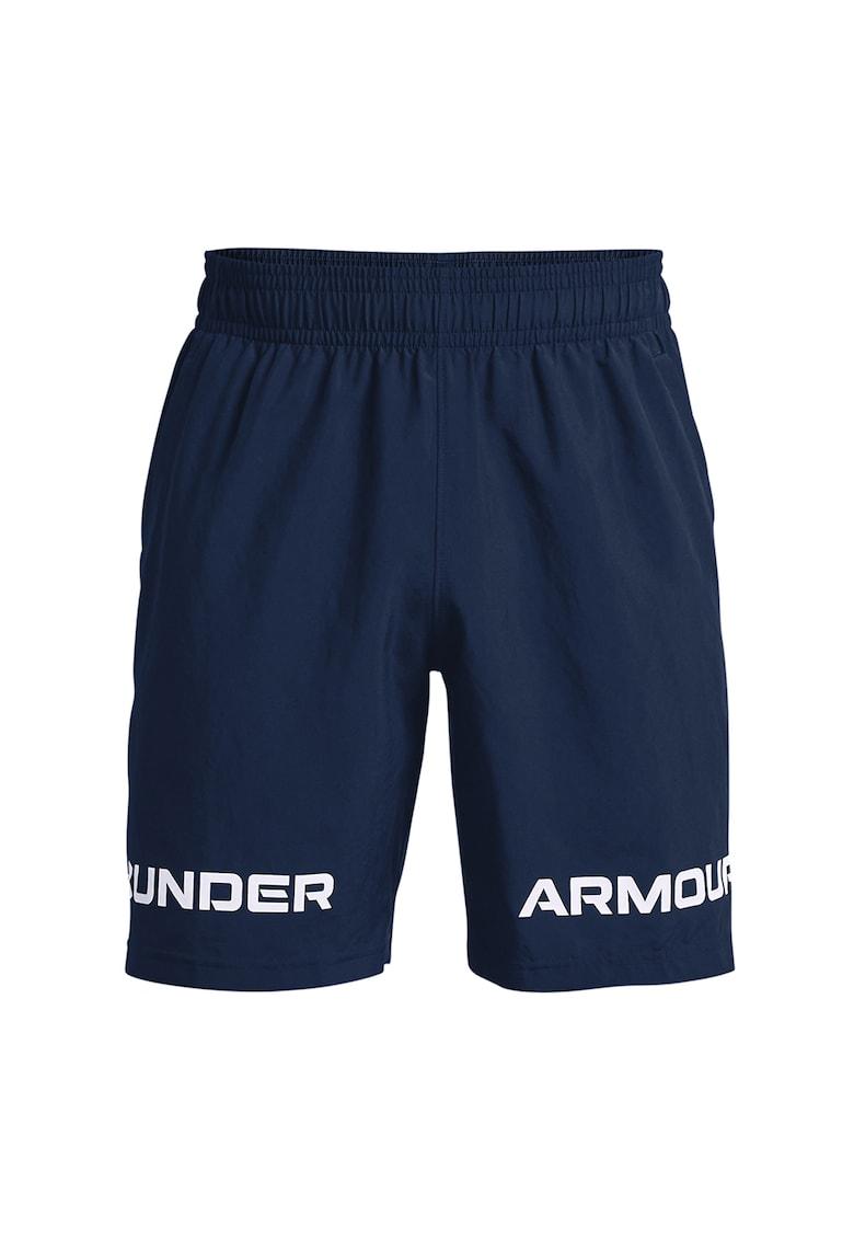 Pantaloni scurti cu talie elastica pentru antrenament Under Armour fashiondays.ro