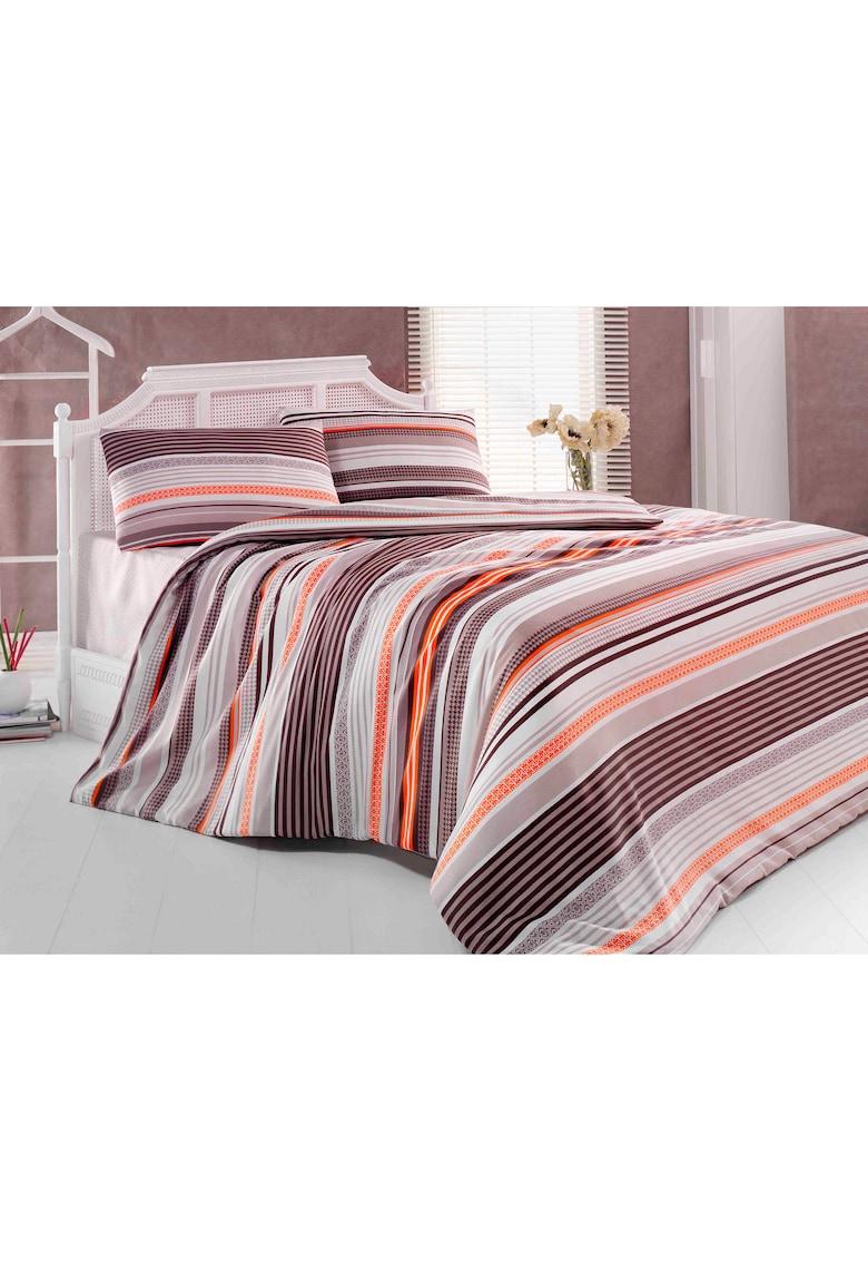 Lenjerie de pat pentru doua persoane - LATTE ARES Miss Mina