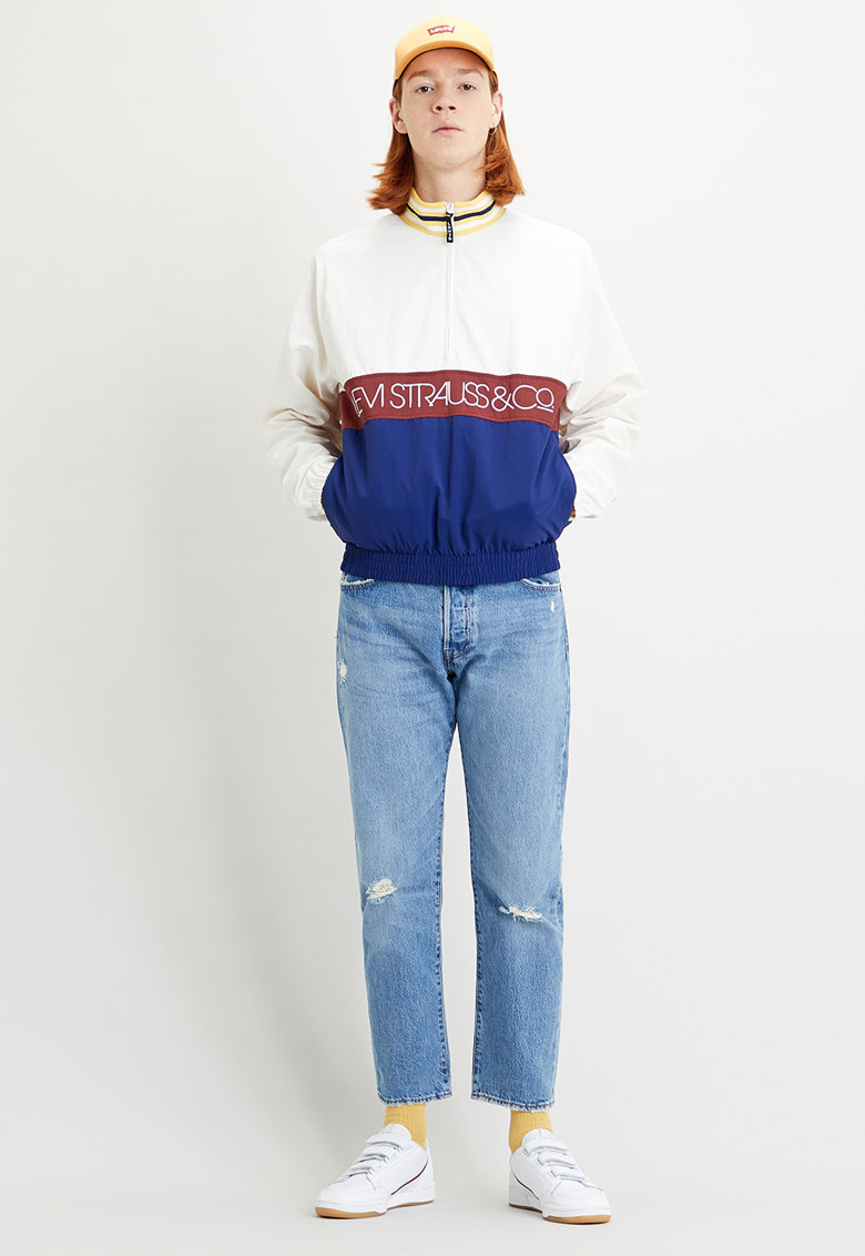 Blugi crop 501® '93 imagine fashiondays.ro Levi's