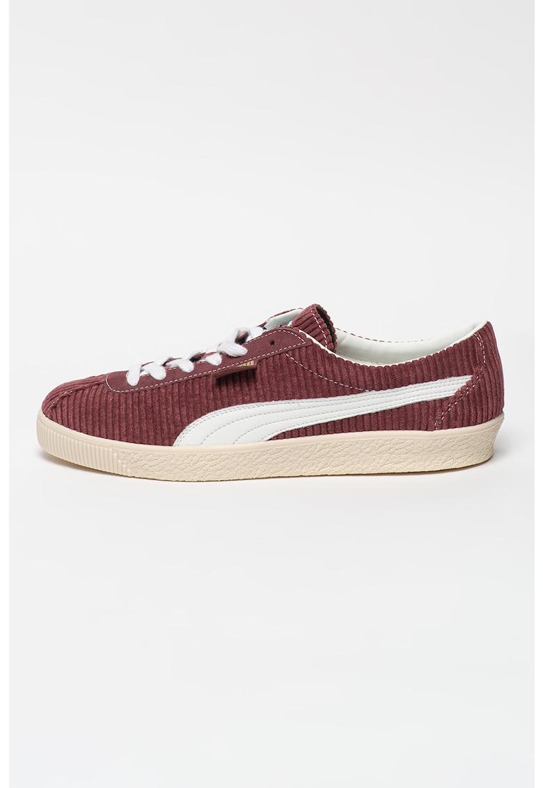 Pantofi sport cu aspect striat Crack imagine fashiondays.ro 2021