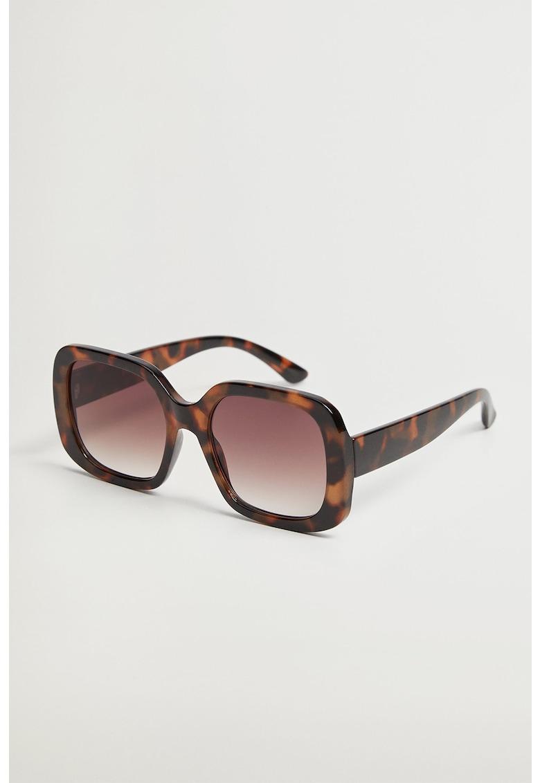 Ochelari de soare supradimensionati cu lentile in degrade Lily imagine fashiondays.ro Mango