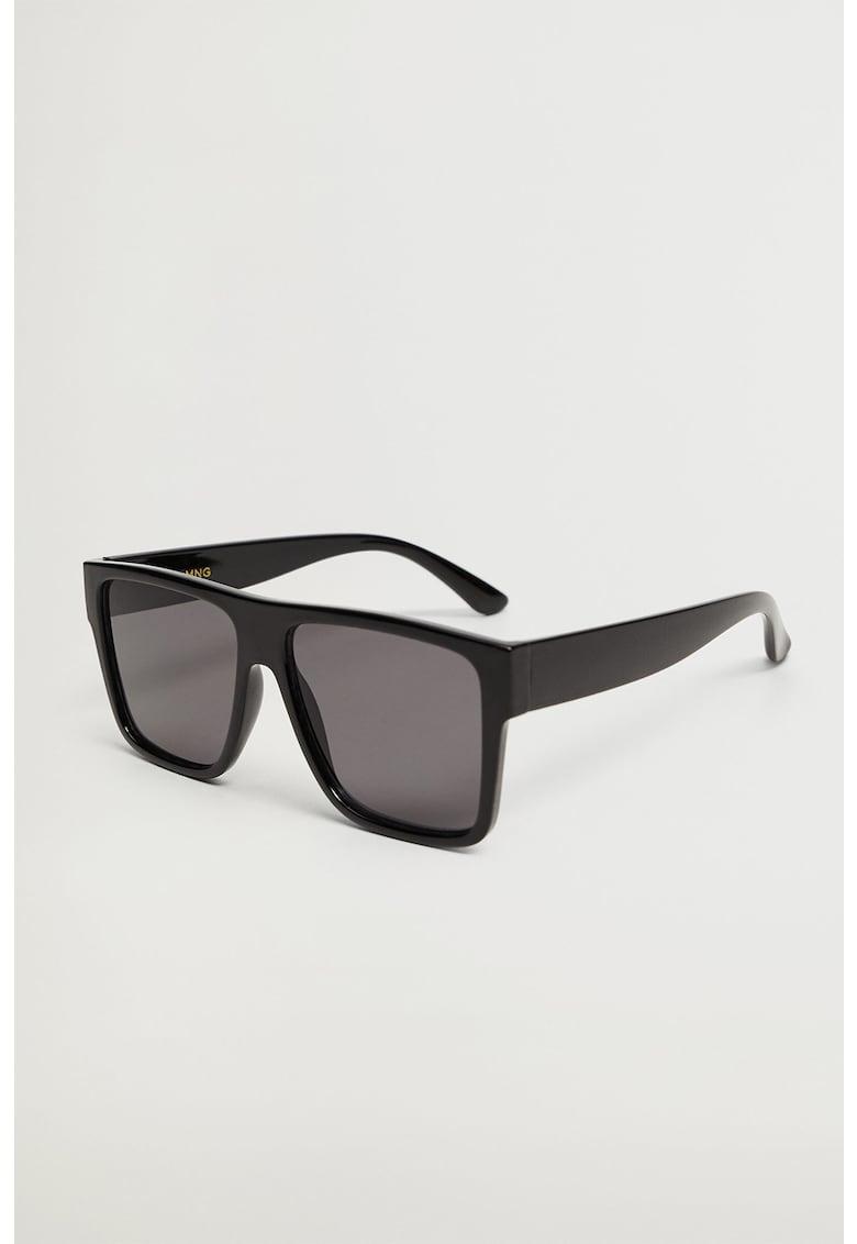 Ochelari de soare dreptunghiulari Camila imagine fashiondays.ro