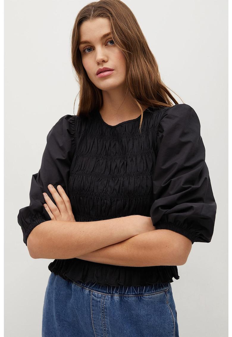 Bluza de bumbac organic Olivia