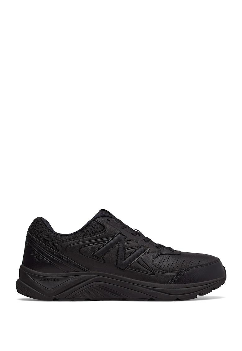 Pantofi sport cu detalii din piele 840v2