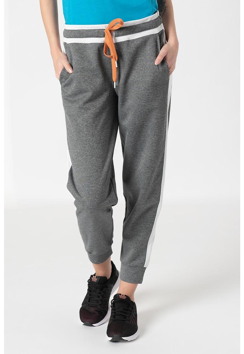 Pantaloni sport cu snur in talie Arena Recovery fashiondays.ro
