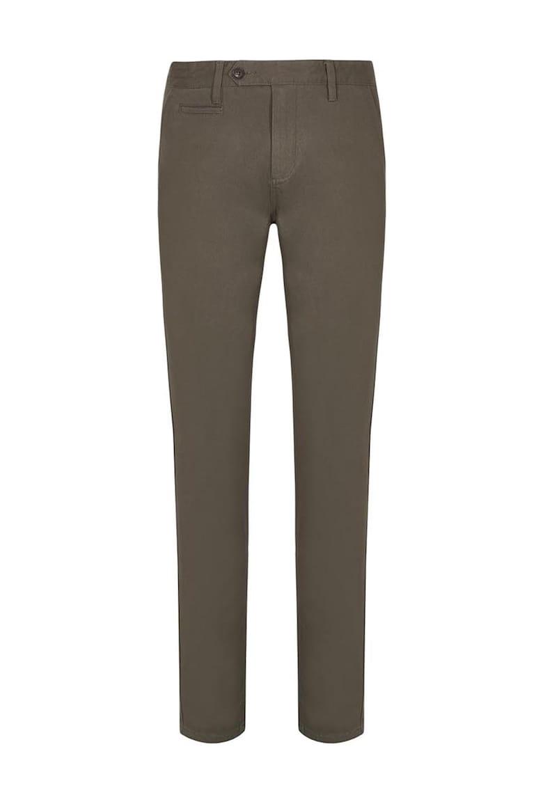 Pantaloni cu buzunare oblice