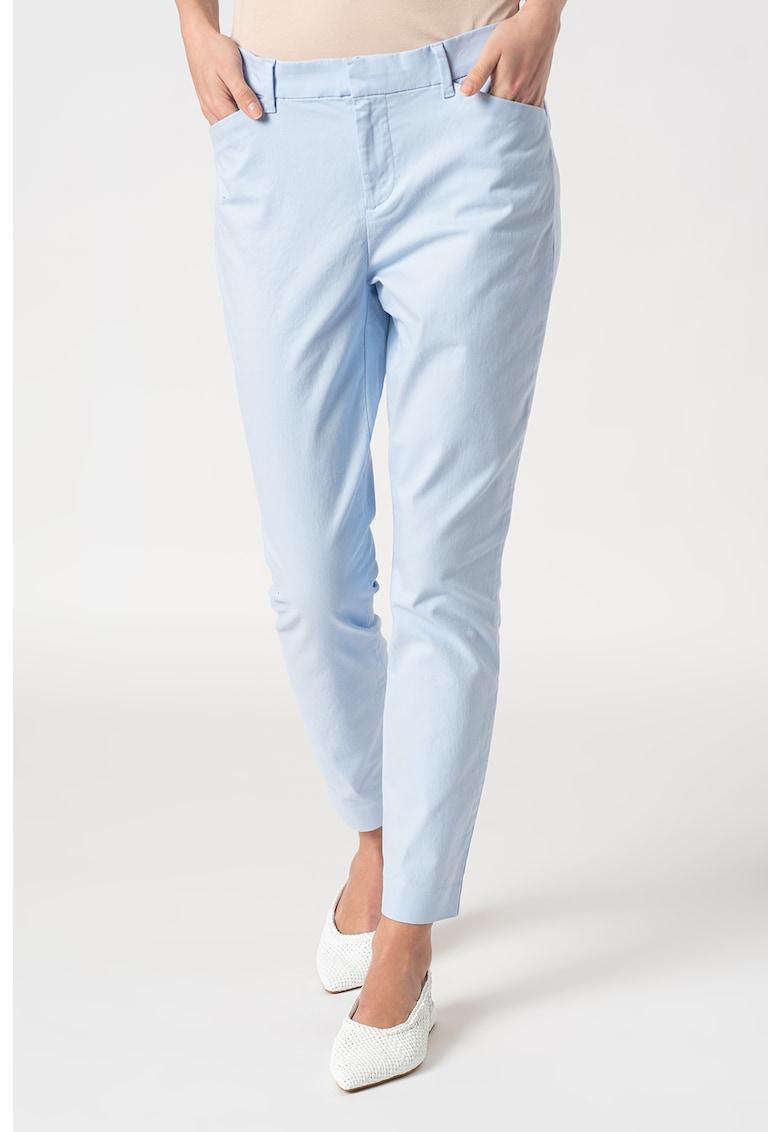 Pantaloni skinny crop poza fashiondays