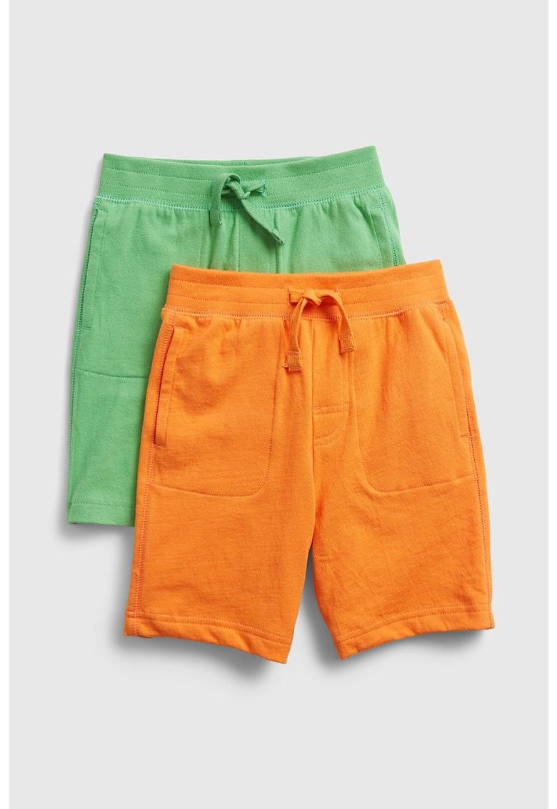 Set de pantaloni scurti cu snur - 2 perechi fashiondays.ro