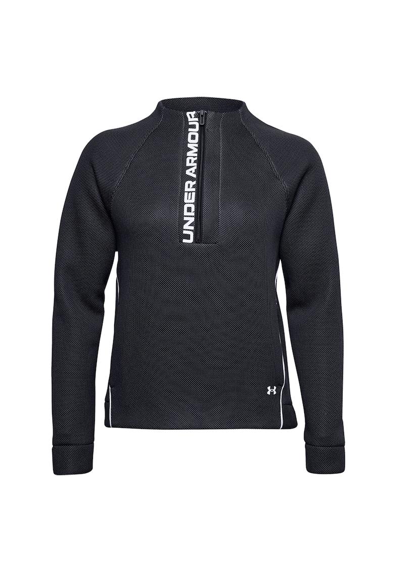 Bluza cu maneci raglan - pentru antrenament Move imagine fashiondays.ro Under Armour