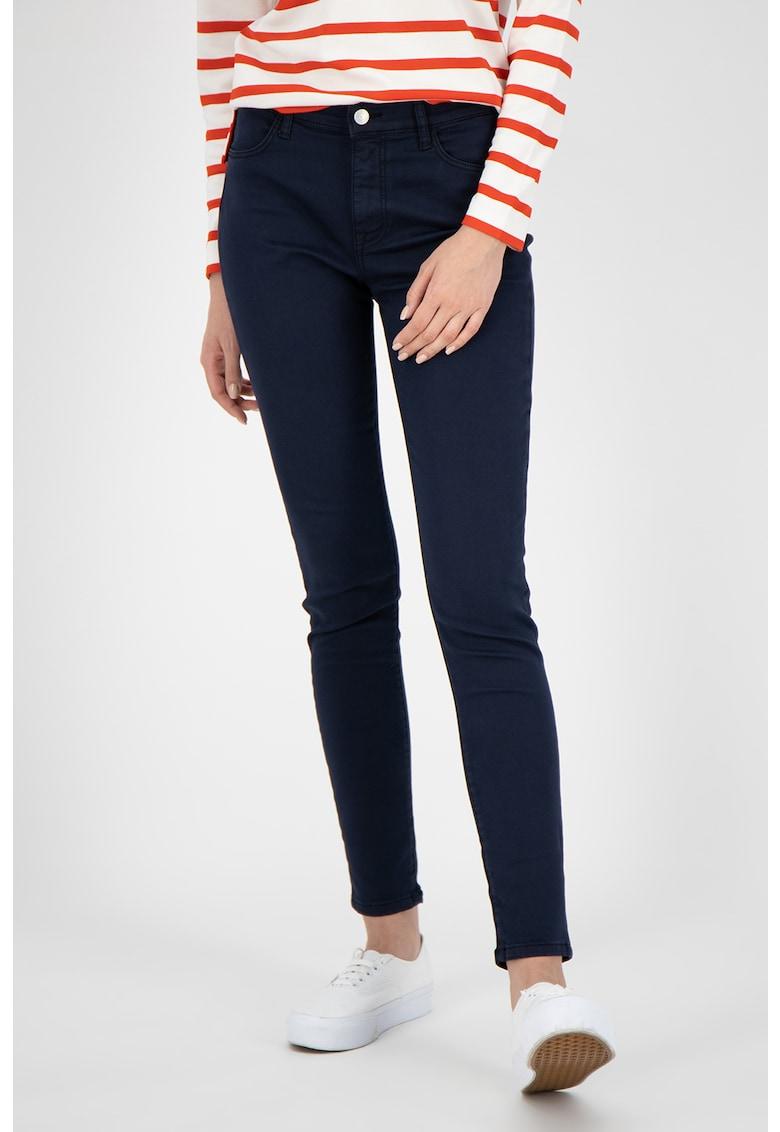 Blugi slim fit imagine fashiondays.ro Gant