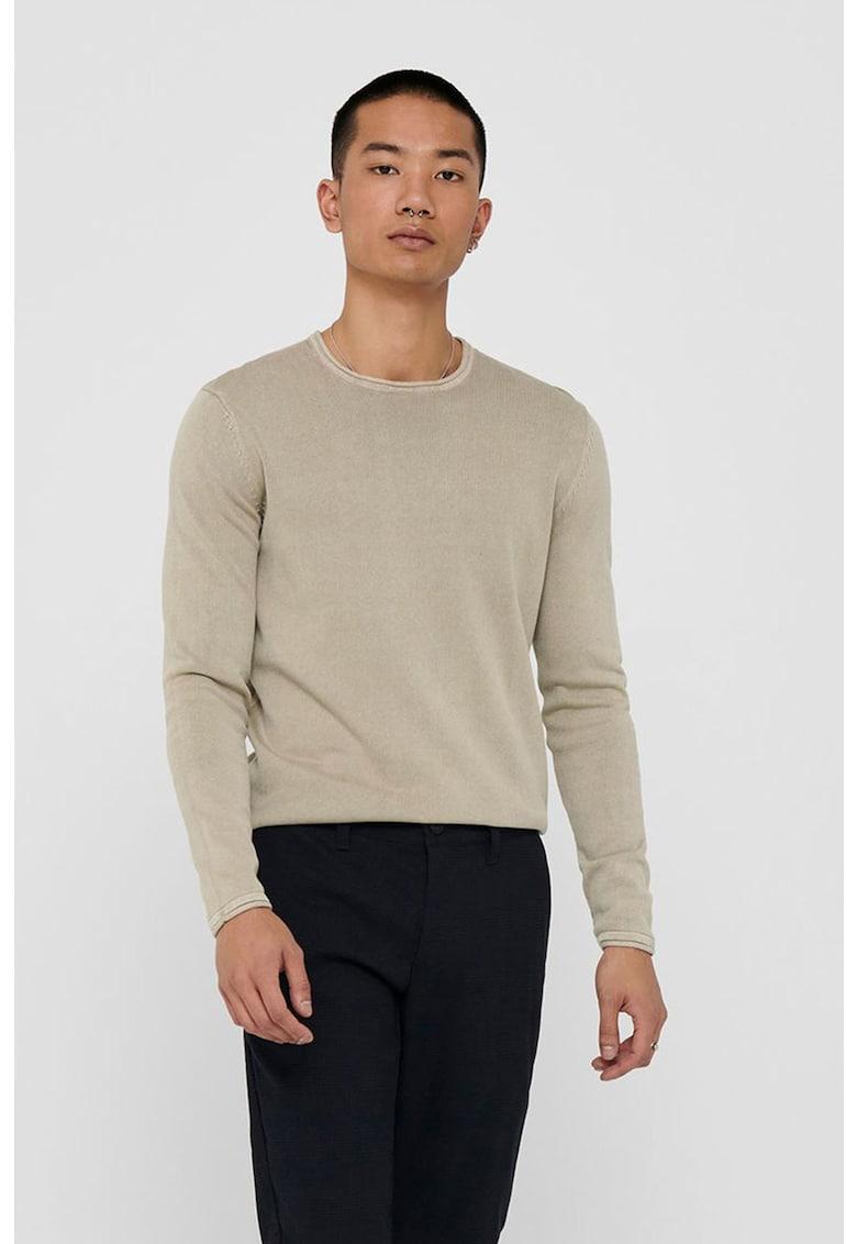 Pulover tricotat fin Garson
