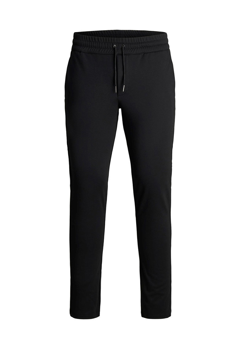 JackJones Pantaloni cu croiala conica si snur de ajustare