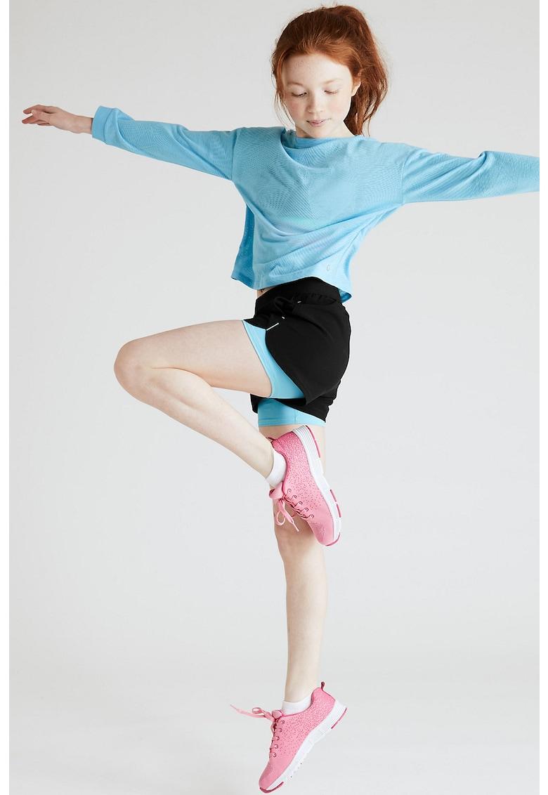 Pantaloni scurti 2 in 1 imagine fashiondays.ro