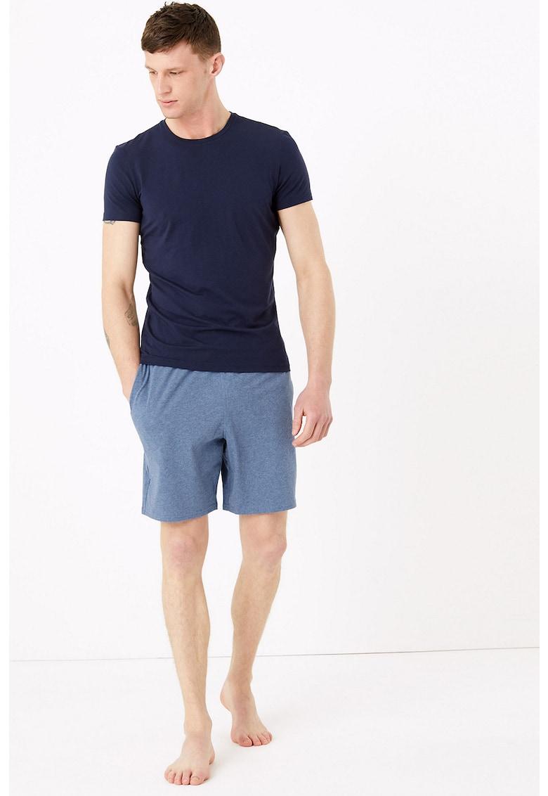 Set de pijamale scurte - 2 piese imagine fashiondays.ro 2021