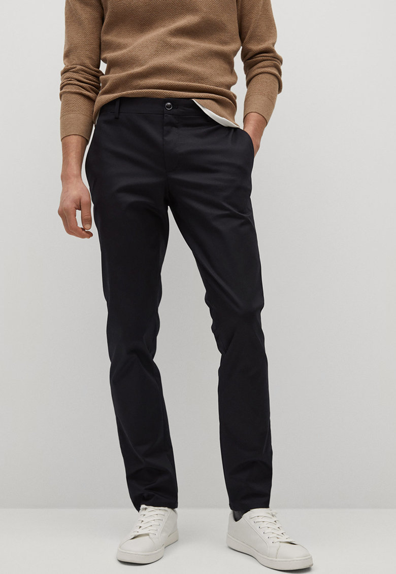 Pantaloni chino slim fit Dublin