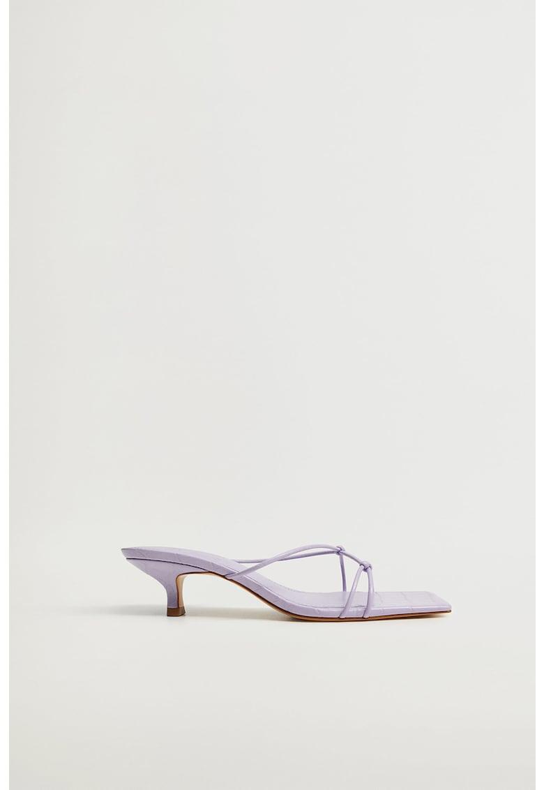 Sandale de piele ecologica Similar imagine