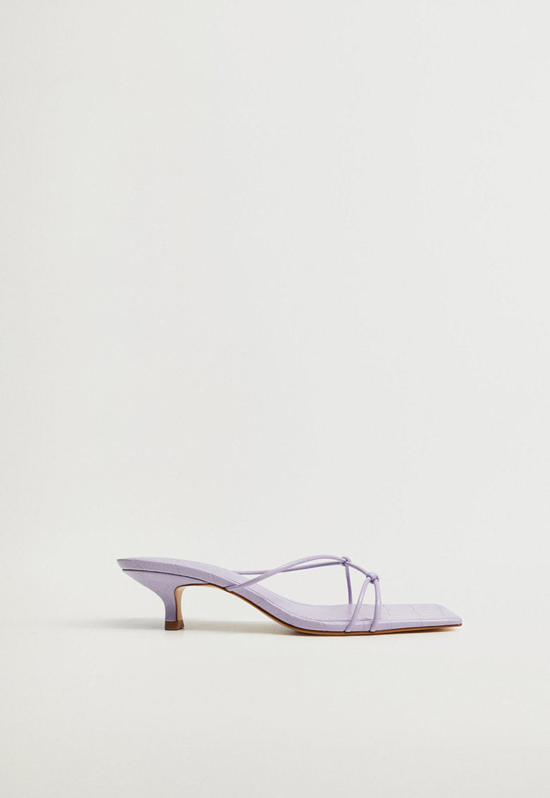Sandale de piele ecologica Similar fashiondays.ro