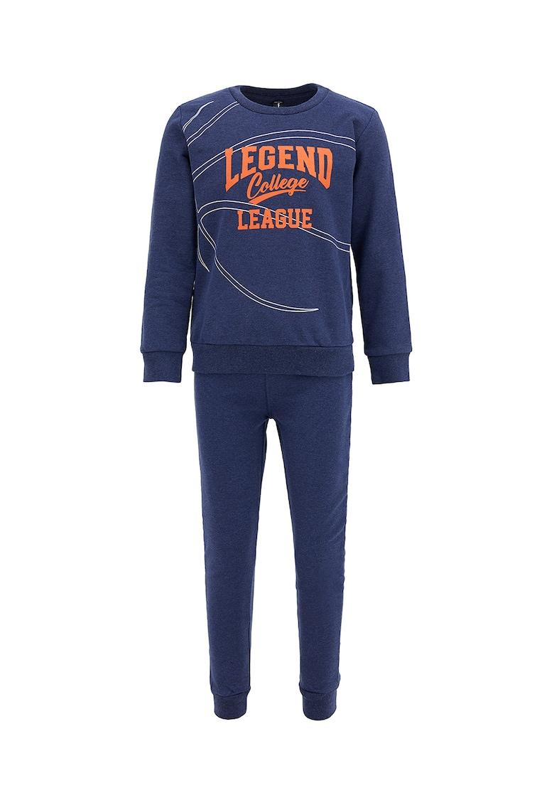 Set de bluza sport si pantaloni imagine
