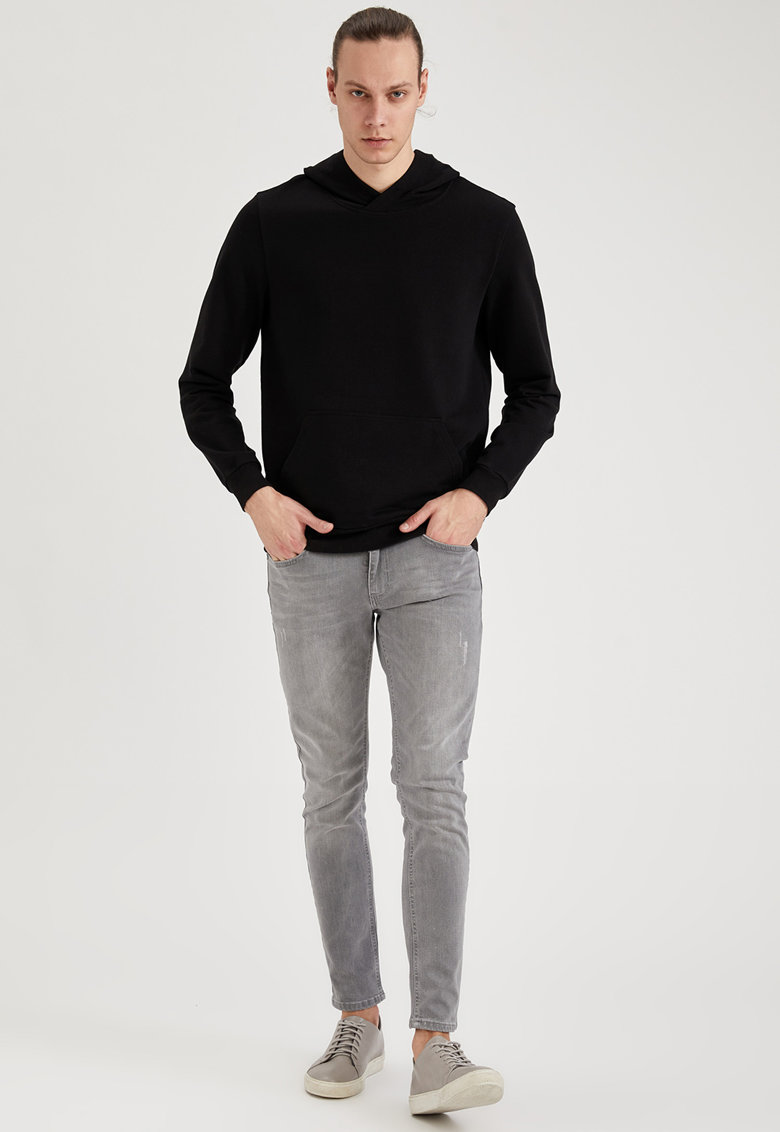Blugi skinny Carlo fashiondays.ro