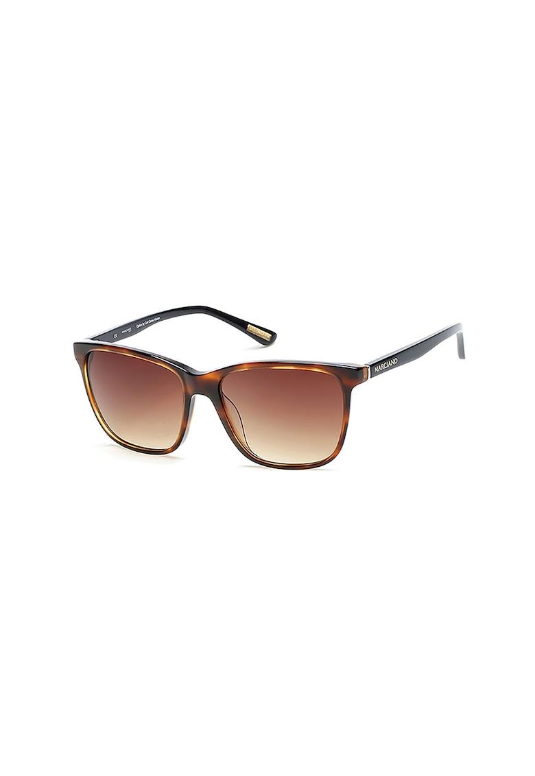 Ochelari de soare cu lentile in degrade imagine fashiondays.ro GUESS BY MARCIANO