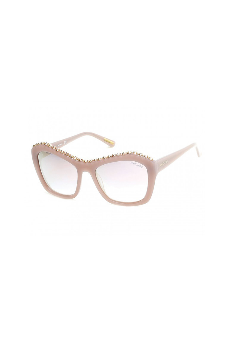 Ochelari de soare wayfarer imagine fashiondays.ro GUESS BY MARCIANO
