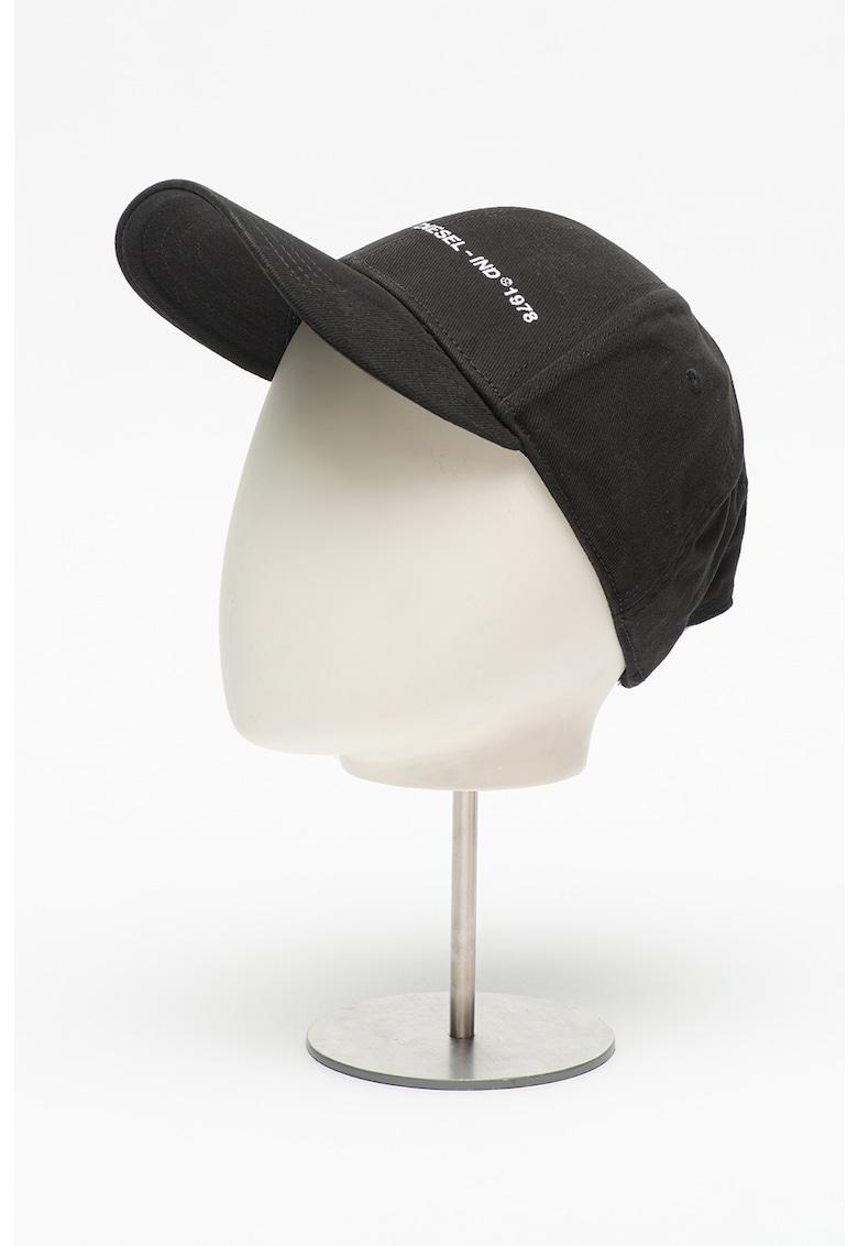 Sapca baseball unisex cu logo brodat Comixi fashiondays.ro