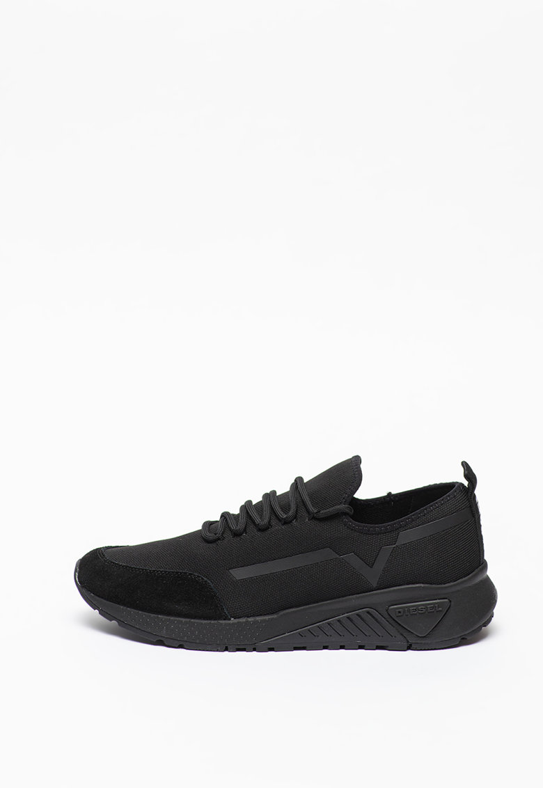 Pantofi sport slip-on de plasa S-Kby Diesel fashiondays.ro