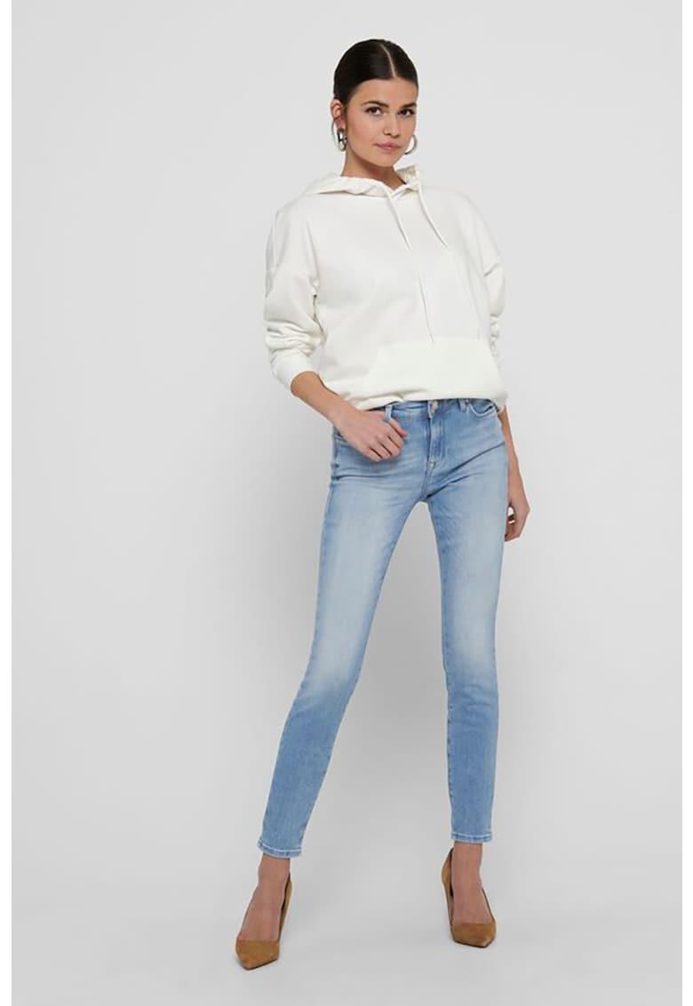 Blugi crop skinny imagine fashiondays.ro Only