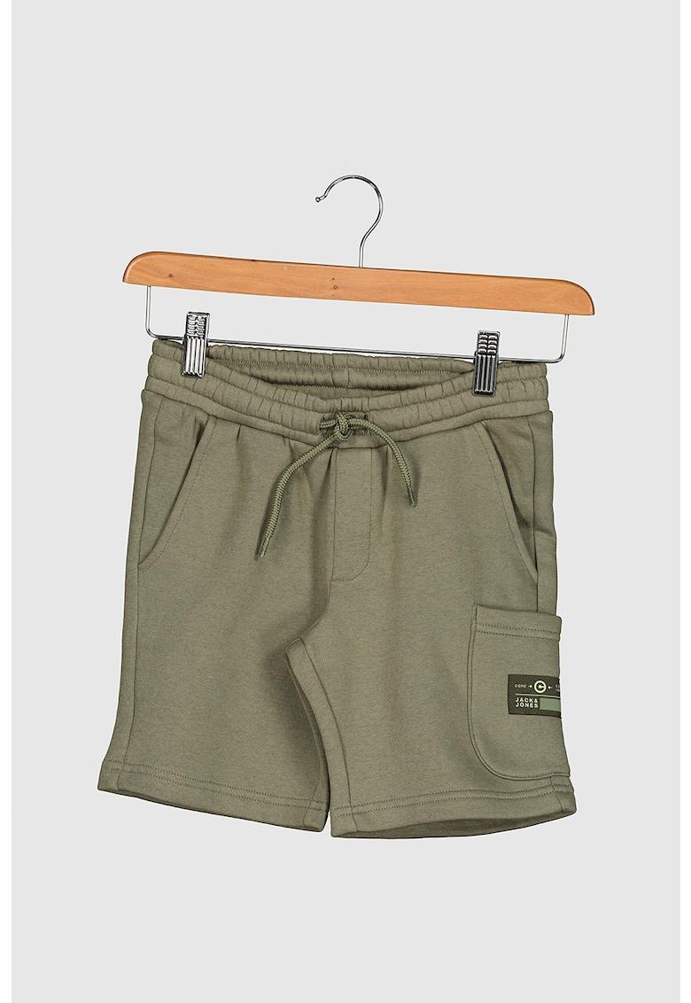Pantaloni sport scurti cu snur imagine fashiondays.ro