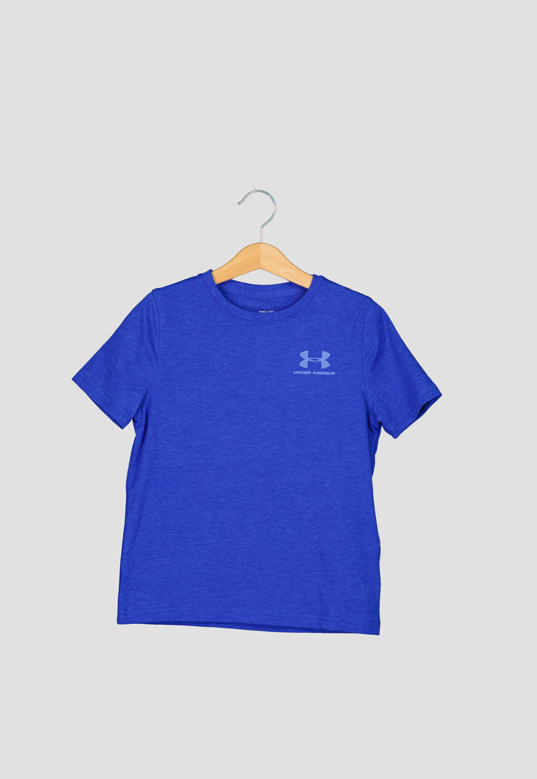 Tricou cu decolteu la baza gatului imagine fashiondays.ro