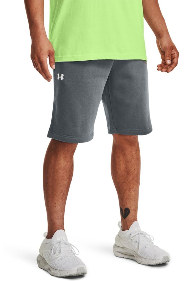 Pantaloni scurti tip bermude pentru fitness Rival Under Armour fashiondays.ro