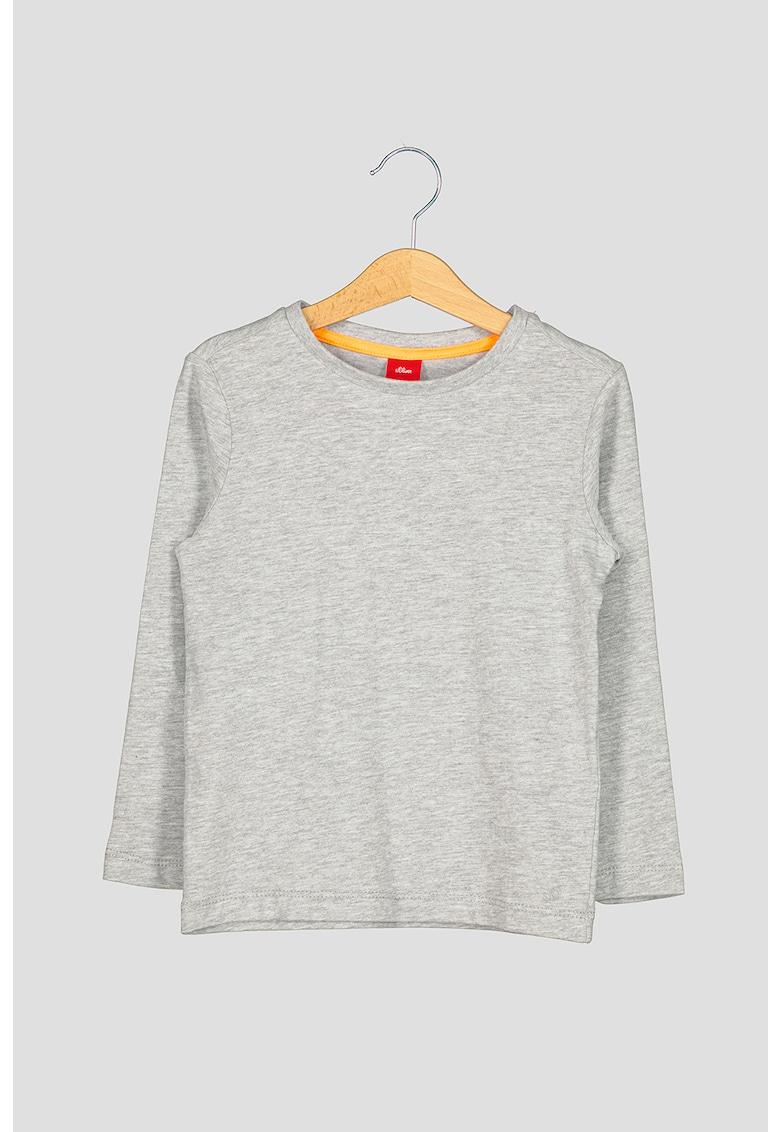 Set de bluze de bumbac - 3 piese imagine fashiondays.ro s.Oliver