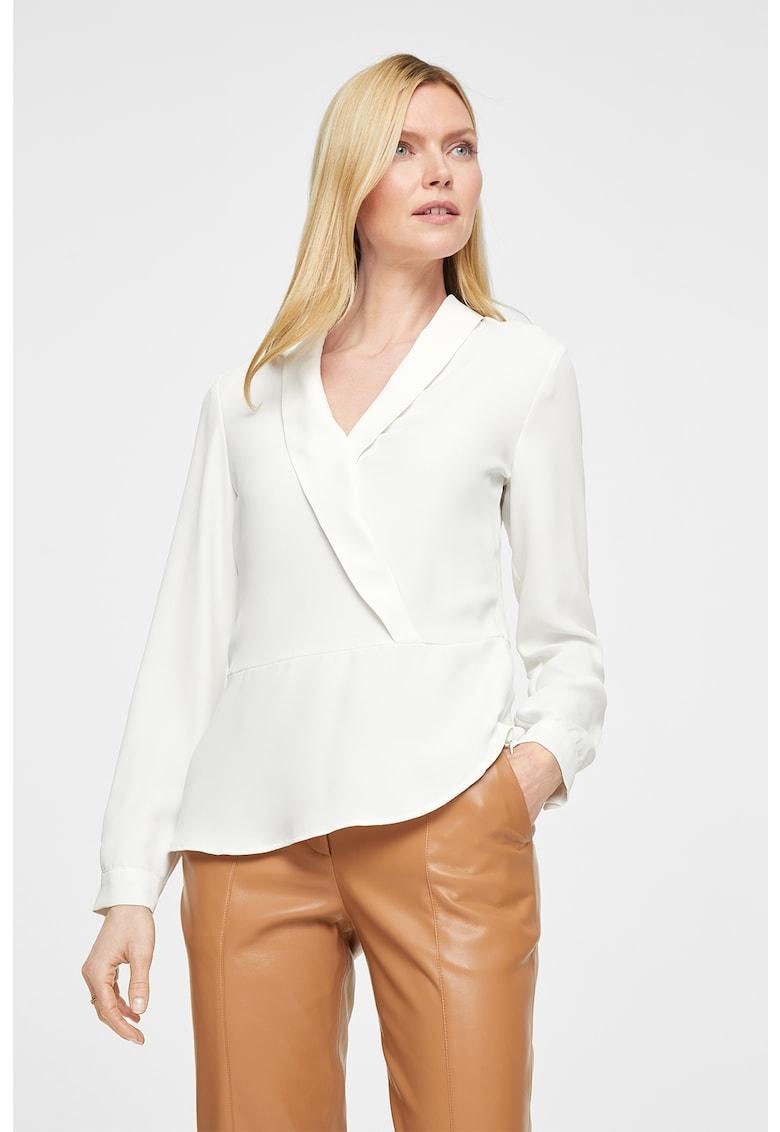 Bluza cache coeur cu terminatie asimetrica imagine fashiondays.ro comma,,