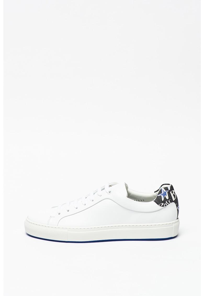 Pantofi sport de piele cu garnitura contrastanta Mirage