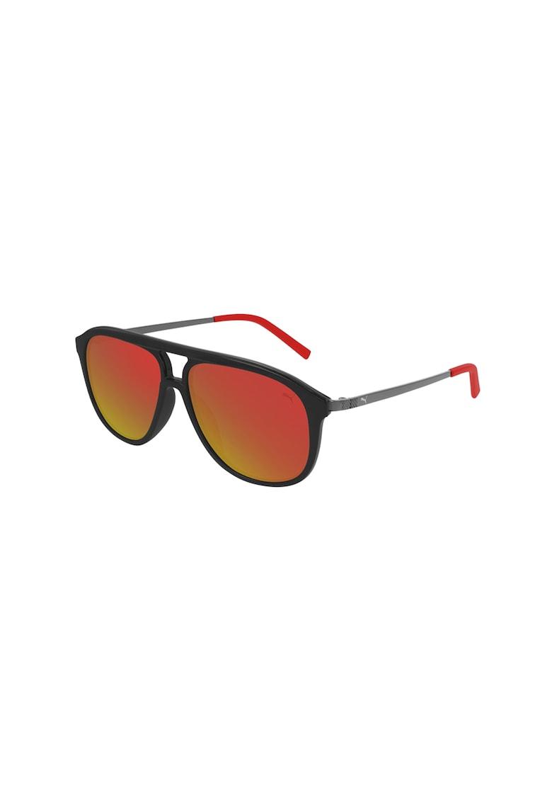 Ochelari de soare aviator Puma fashiondays.ro