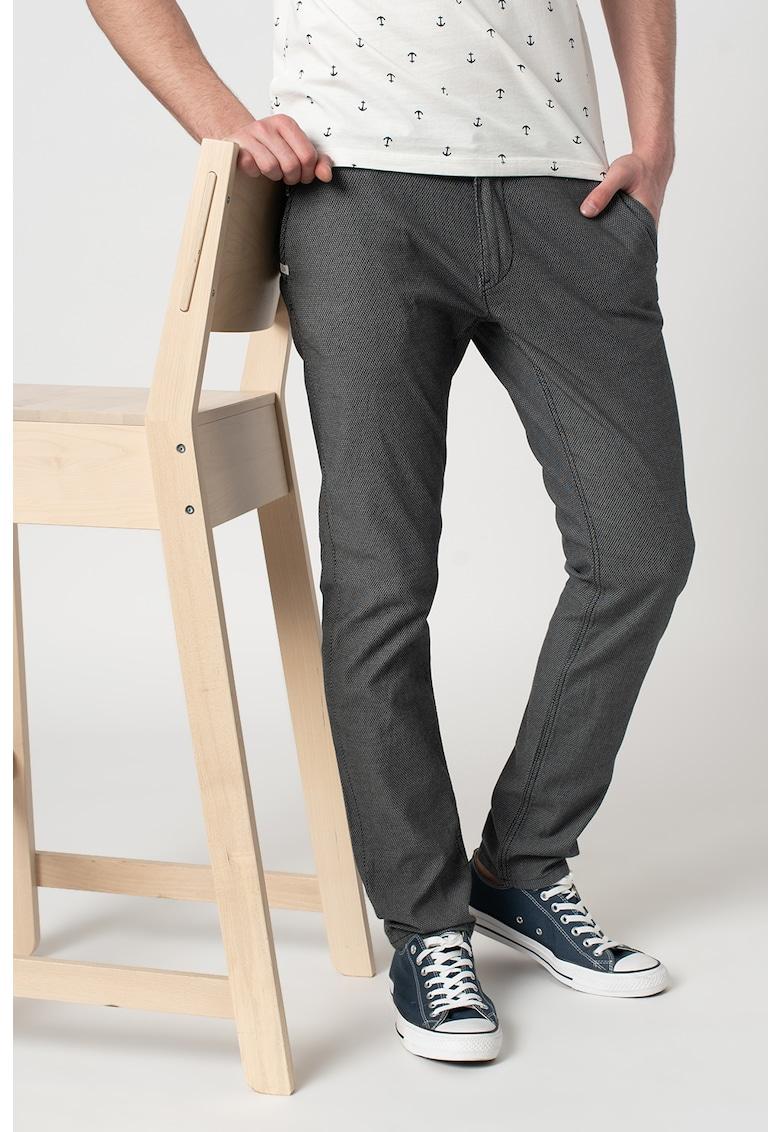 Pantaloni chino slim fit de la Tom Tailor