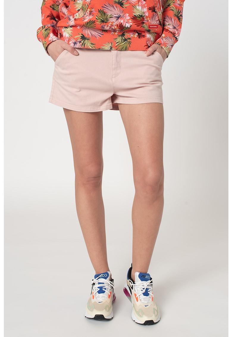 Pantaloni scurti chino cu buzunare laterale fashiondays.ro