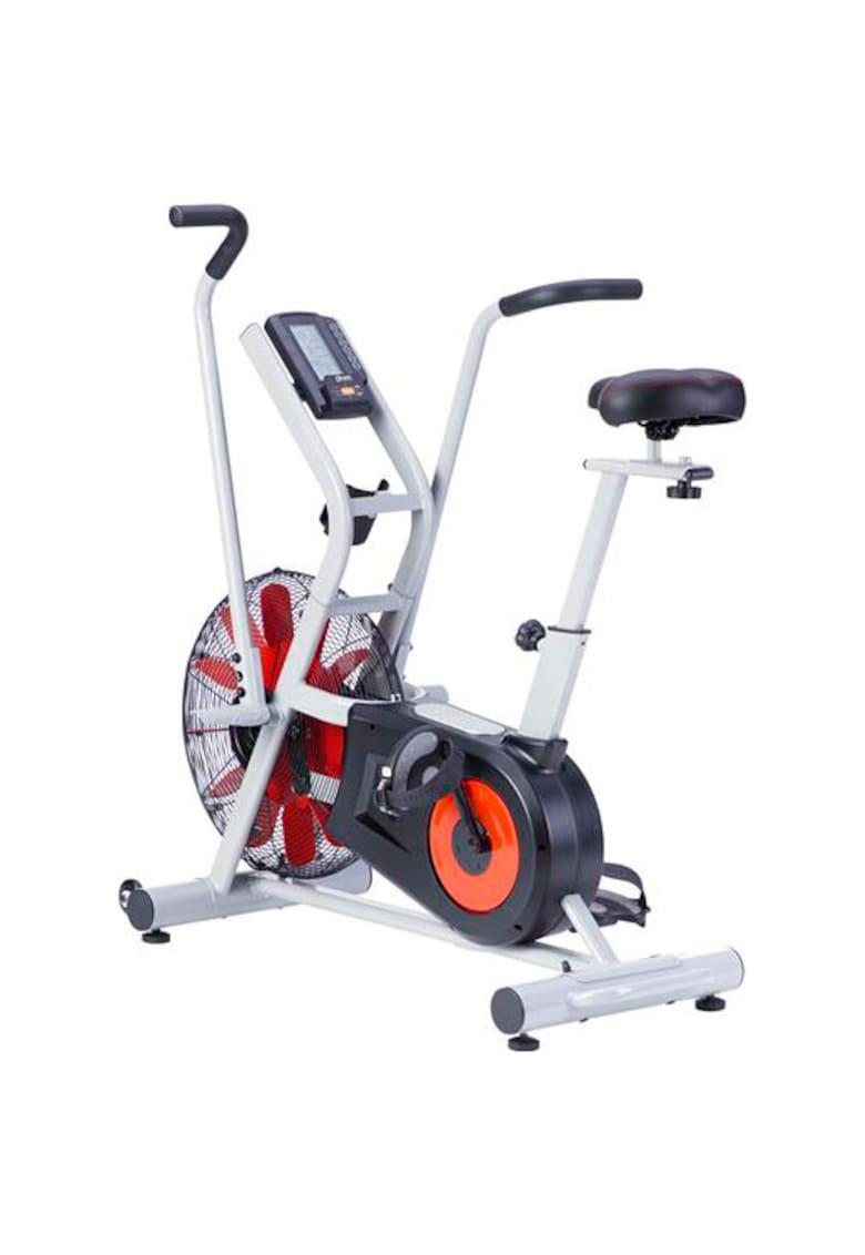 Bicicleta fitness MP8880 - rezistenta aer - volant 4.6kg - greutate maxima utilizator 135kg