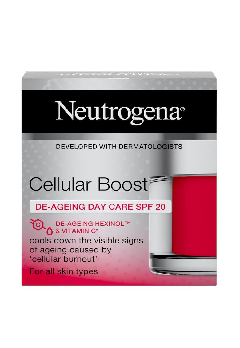 Neutrogena Crema de fata  Cellular Boost anti-imbatranire pentru zi - SPF 20 - 50 ml